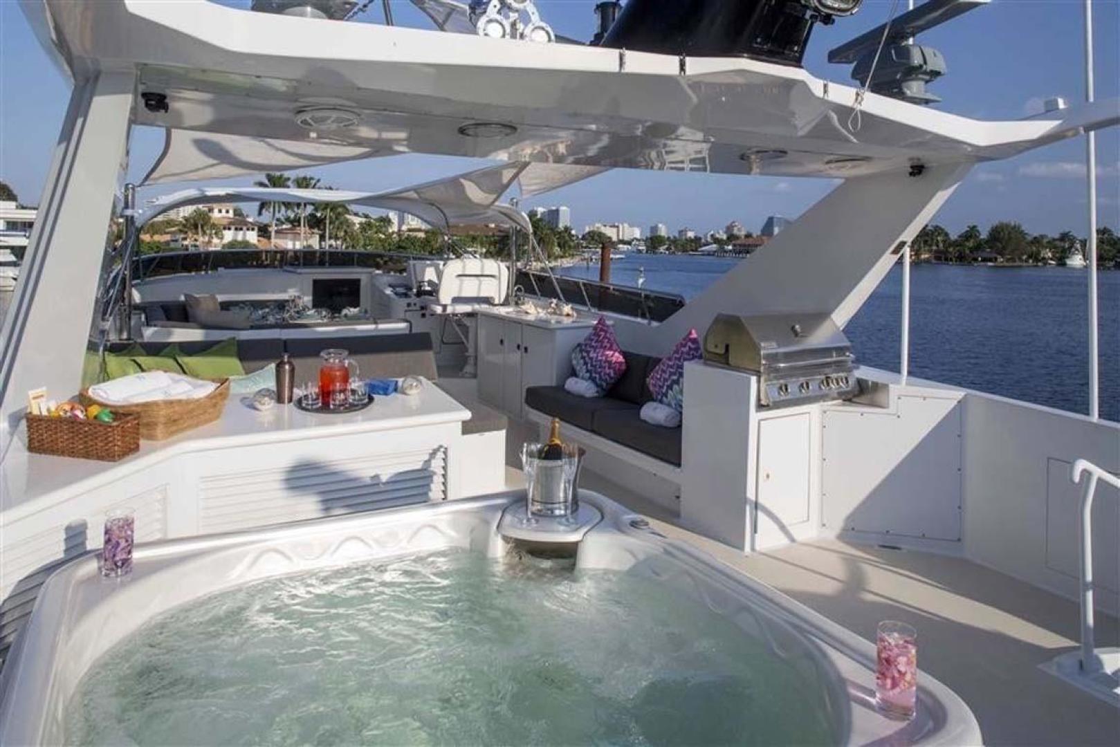 Trinity Yachts-Raised Pilothouse  1991-Watercolours Charleston-South Carolina-United States-1601826 | Thumbnail