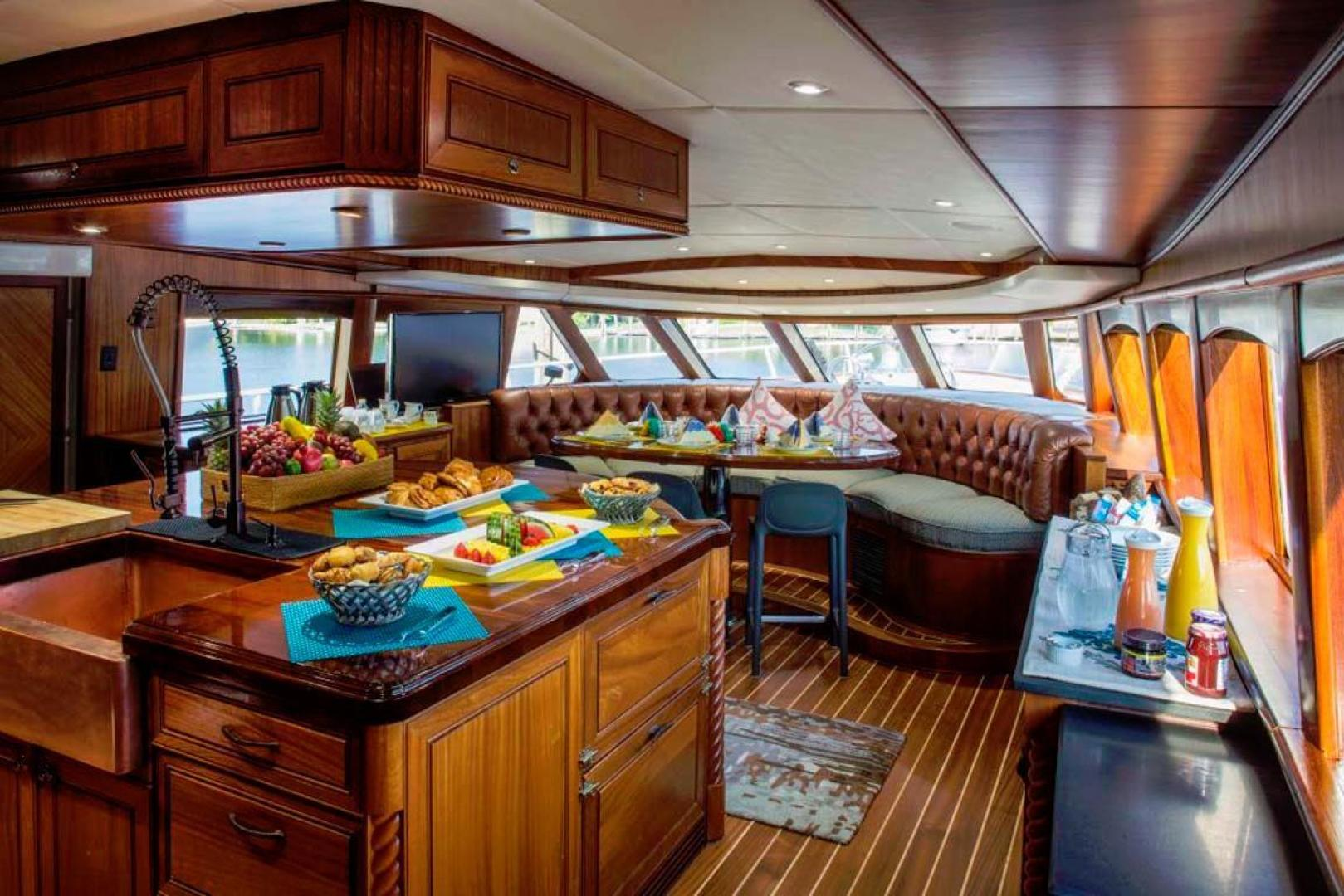 Trinity Yachts-Raised Pilothouse  1991-Watercolours Charleston-South Carolina-United States-1601834 | Thumbnail