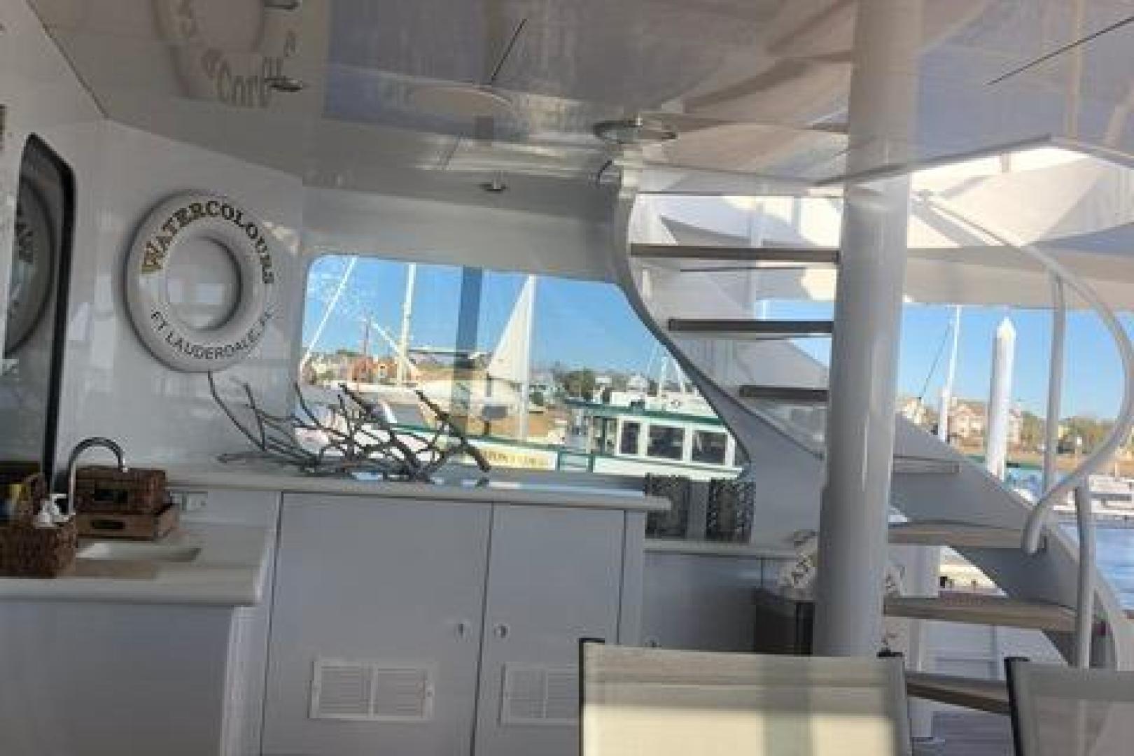 Trinity Yachts-Raised Pilothouse  1991-Watercolours Charleston-South Carolina-United States-1601827 | Thumbnail