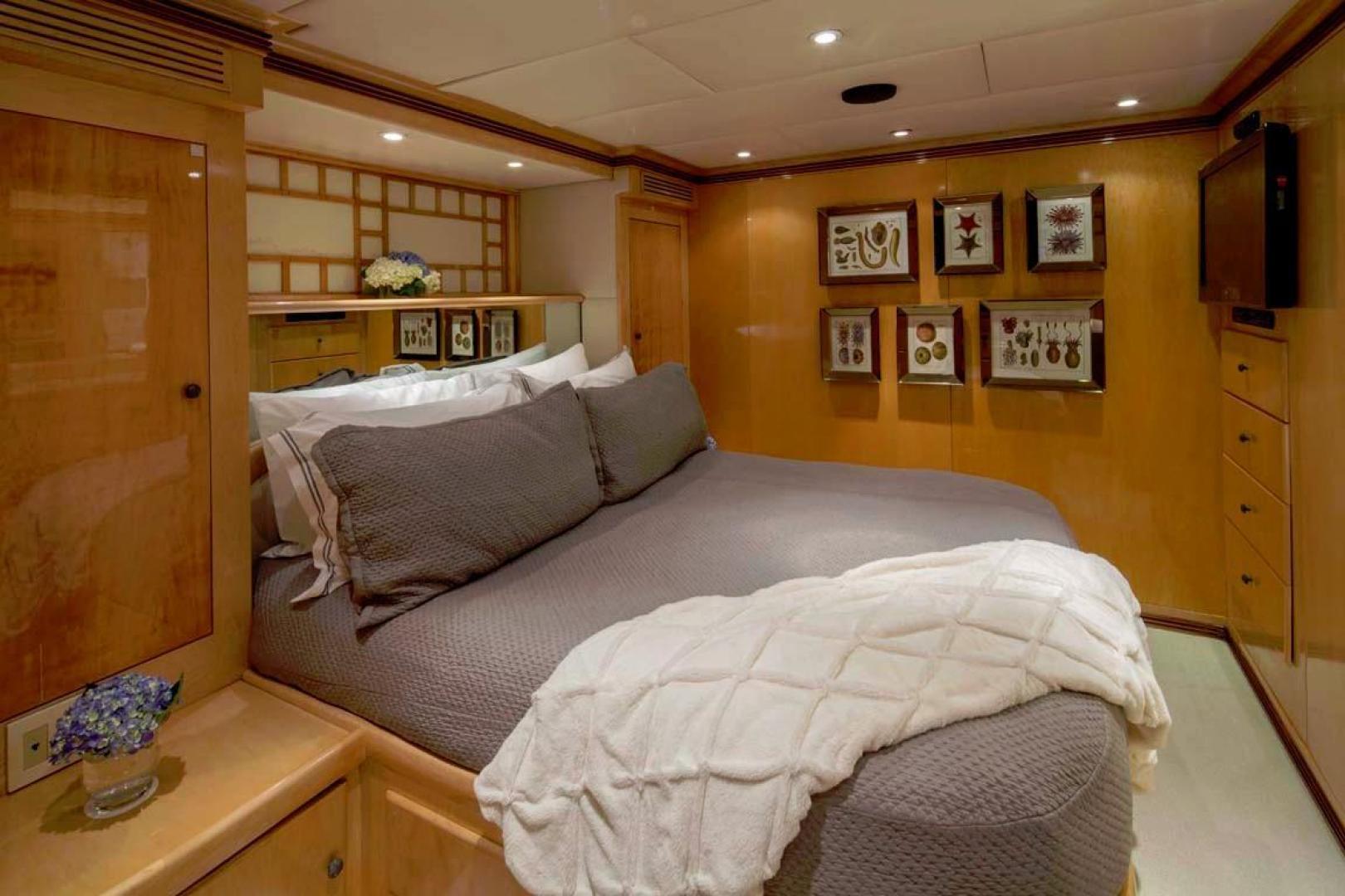 Trinity Yachts-Raised Pilothouse  1991-Watercolours Charleston-South Carolina-United States-1601848 | Thumbnail