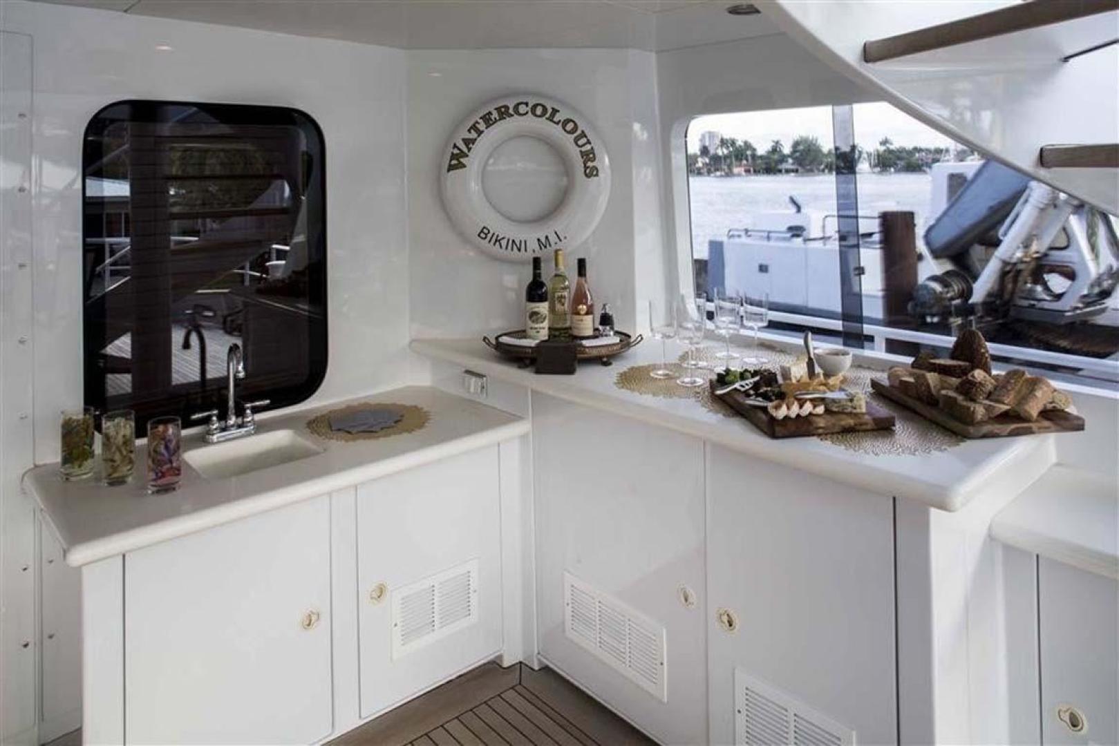 Trinity Yachts-Raised Pilothouse  1991-Watercolours Charleston-South Carolina-United States-1601858 | Thumbnail