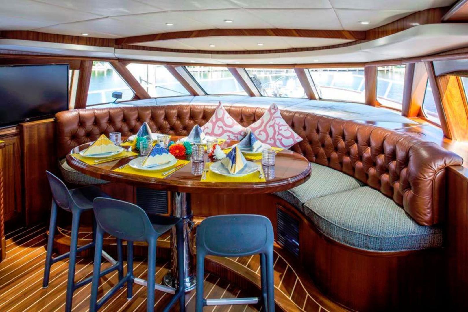 Trinity Yachts-Raised Pilothouse  1991-Watercolours Charleston-South Carolina-United States-1601835 | Thumbnail