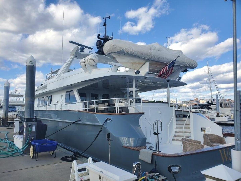 Trinity Yachts-Raised Pilothouse  1991-Watercolours Charleston-South Carolina-United States-1601821 | Thumbnail