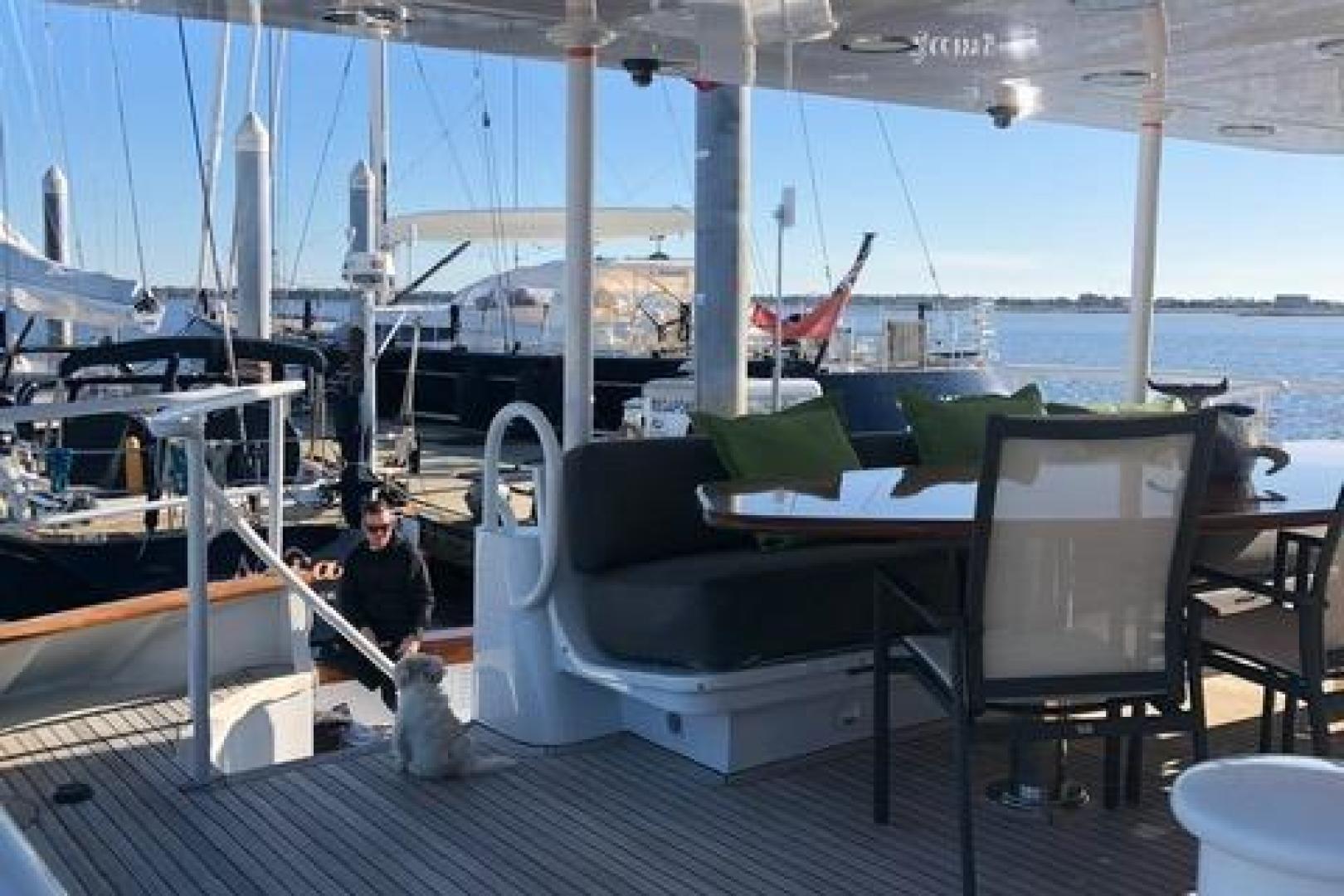 Trinity Yachts-Raised Pilothouse  1991-Watercolours Charleston-South Carolina-United States-1601823 | Thumbnail