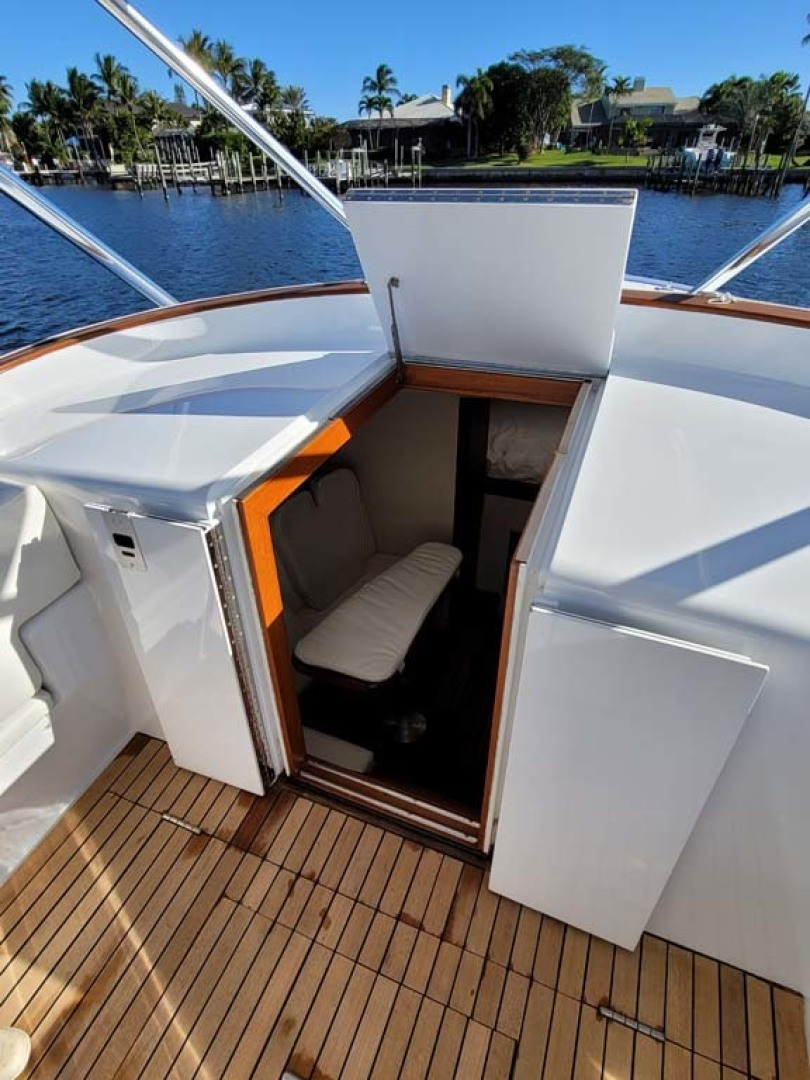 Scopinich-Express 2010-Adams Folly Stuart-Florida-United States-Access to the Cabin-1585076 | Thumbnail