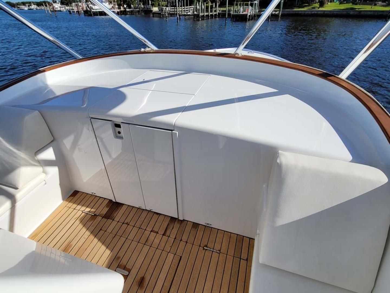 Scopinich-Express 2010-Adams Folly Stuart-Florida-United States-Helm Deck Forward-1585075 | Thumbnail