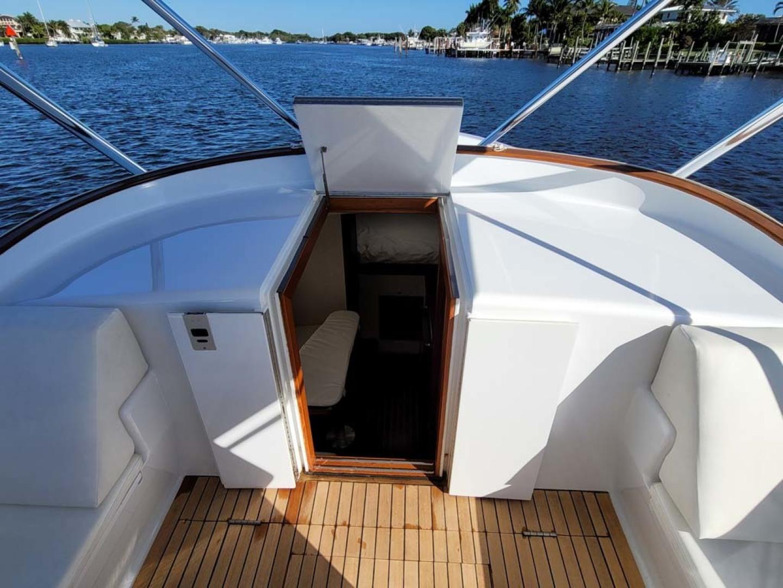 Scopinich-Express 2010-Adams Folly Stuart-Florida-United States-Helm Deck Forward-1585090 | Thumbnail