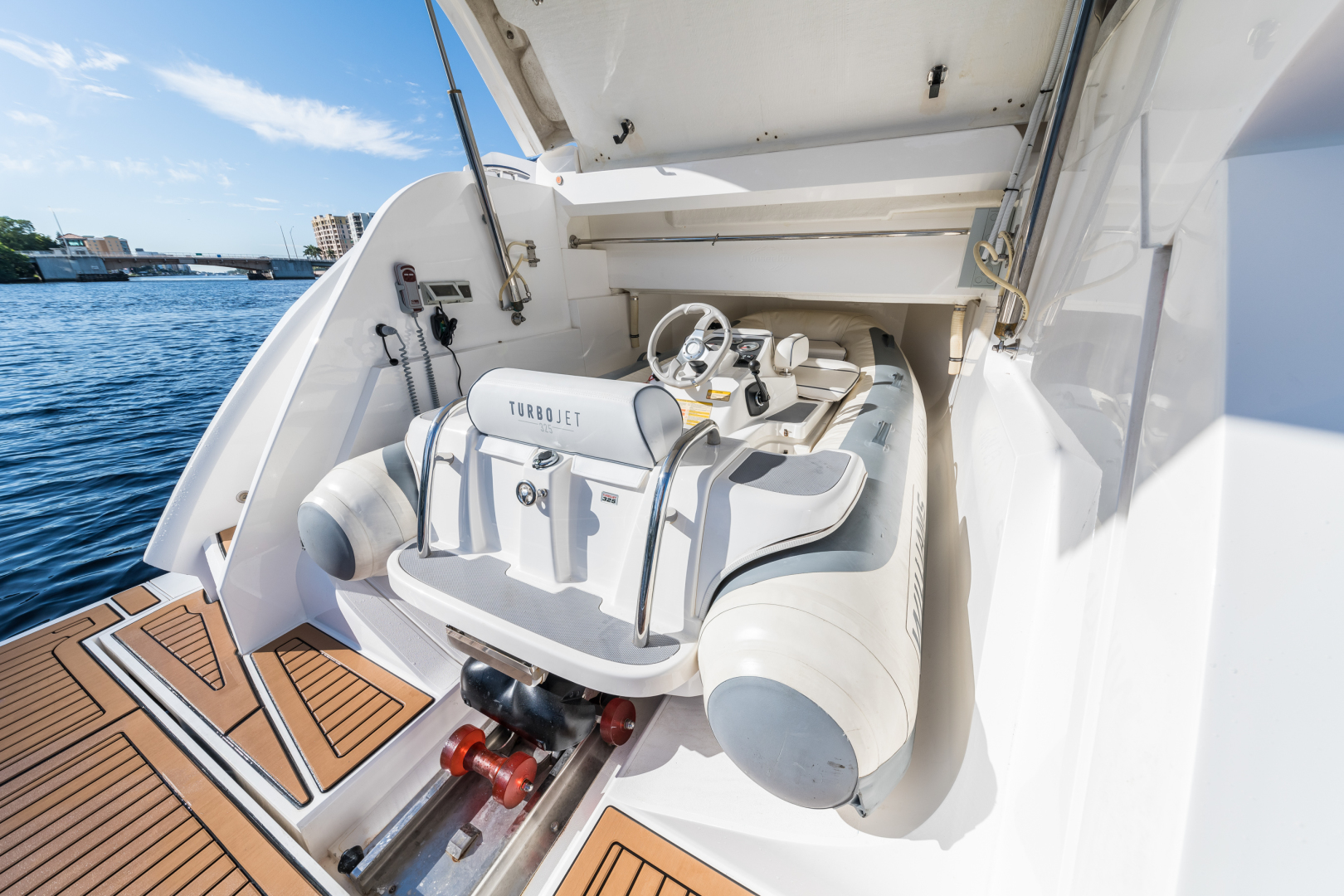Sunseeker-Predator 2016-Wired Up Fort Lauderdale-Florida-United States-Transom Garage-1585641 | Thumbnail