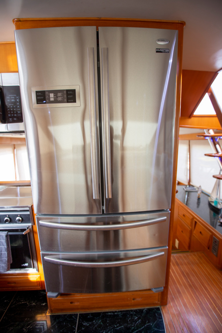 Ocean Alexander-610 Pilothouse 2000-Name Reserved Fort Lauderdale-Florida-United States-1585979 | Thumbnail