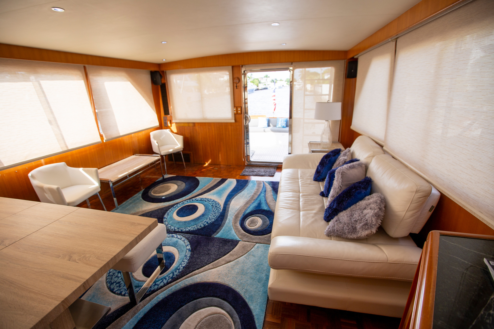 Ocean Alexander-610 Pilothouse 2000-Name Reserved Fort Lauderdale-Florida-United States-1585956 | Thumbnail