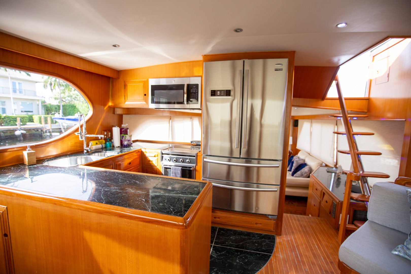 Ocean Alexander-610 Pilothouse 2000-Name Reserved Fort Lauderdale-Florida-United States-1585974 | Thumbnail