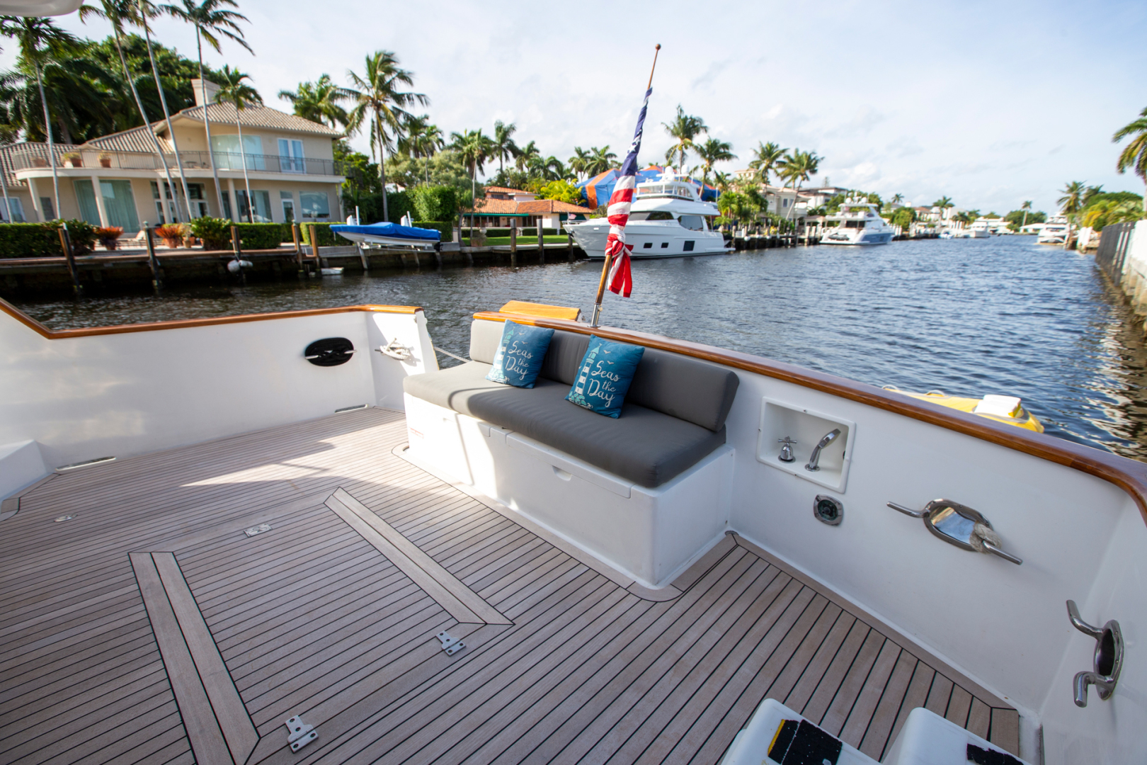 Ocean Alexander-610 Pilothouse 2000-Name Reserved Fort Lauderdale-Florida-United States-1585921 | Thumbnail
