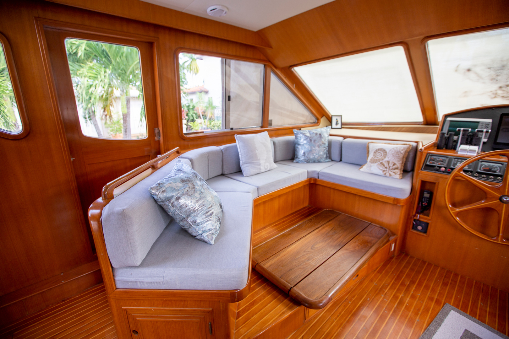 Ocean Alexander-610 Pilothouse 2000-Name Reserved Fort Lauderdale-Florida-United States-1585960 | Thumbnail