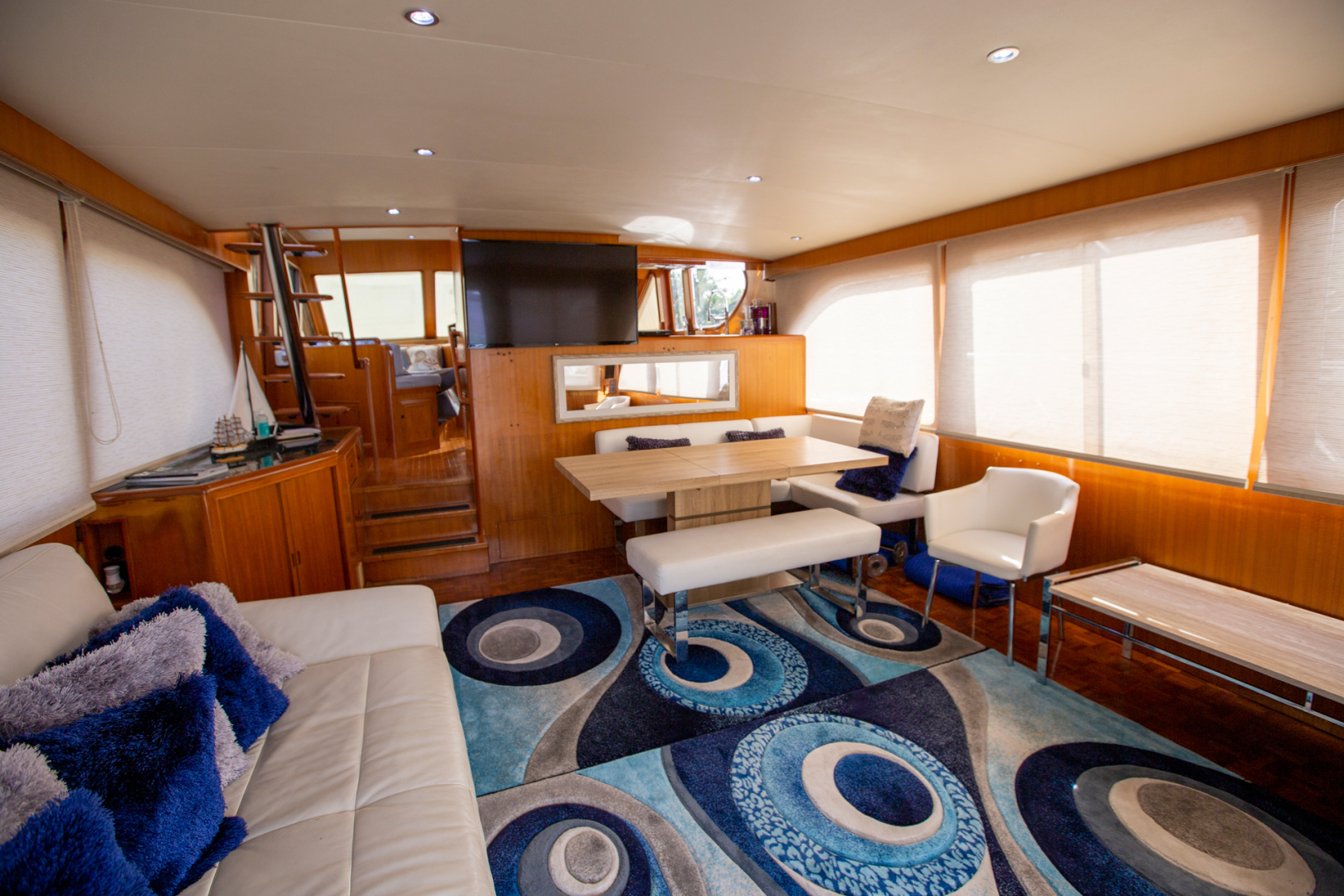 Ocean Alexander-610 Pilothouse 2000-Name Reserved Fort Lauderdale-Florida-United States-1585953 | Thumbnail