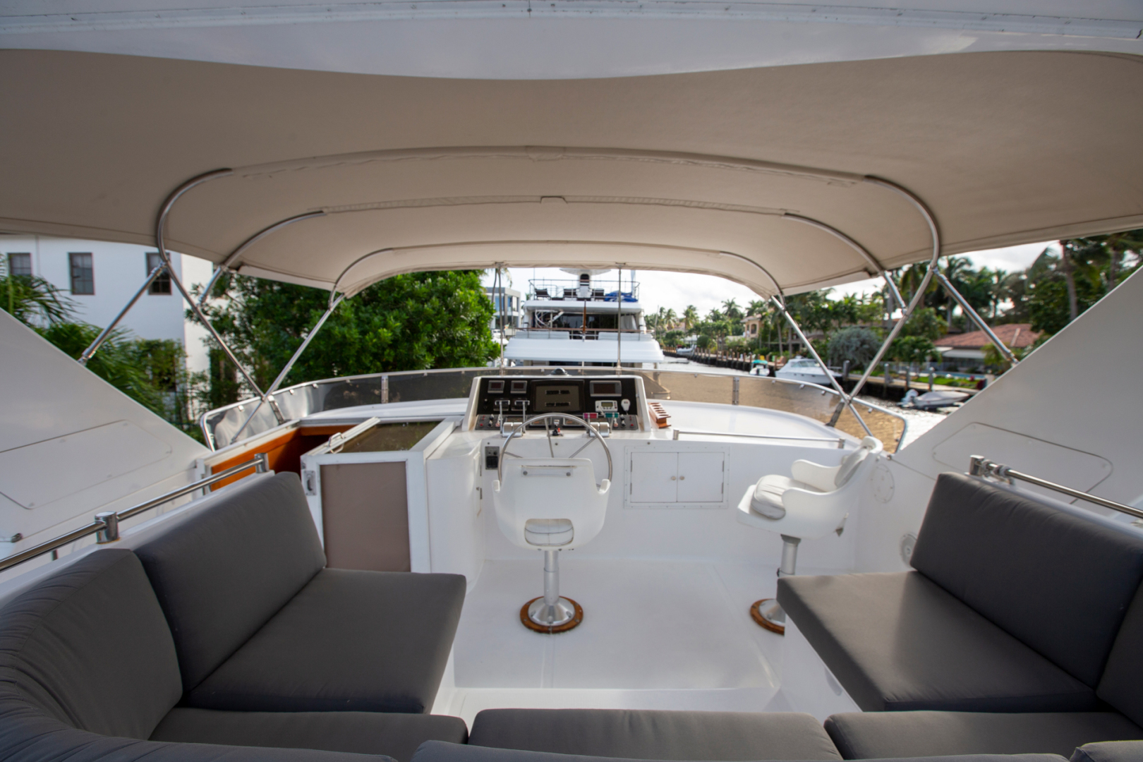 Ocean Alexander-610 Pilothouse 2000-Name Reserved Fort Lauderdale-Florida-United States-1586035 | Thumbnail