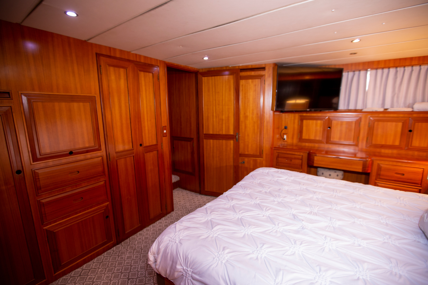 Ocean Alexander-610 Pilothouse 2000-Name Reserved Fort Lauderdale-Florida-United States-1585991 | Thumbnail