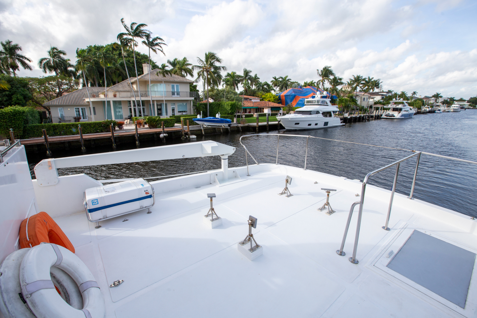 Ocean Alexander-610 Pilothouse 2000-Name Reserved Fort Lauderdale-Florida-United States-1586029 | Thumbnail