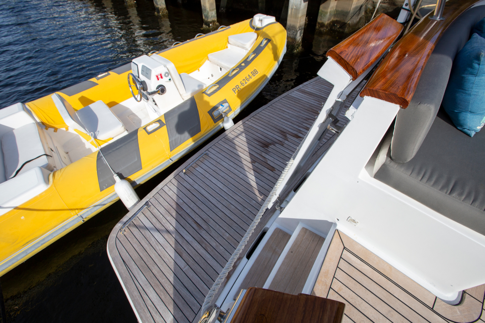 Ocean Alexander-610 Pilothouse 2000-Name Reserved Fort Lauderdale-Florida-United States-1585926 | Thumbnail