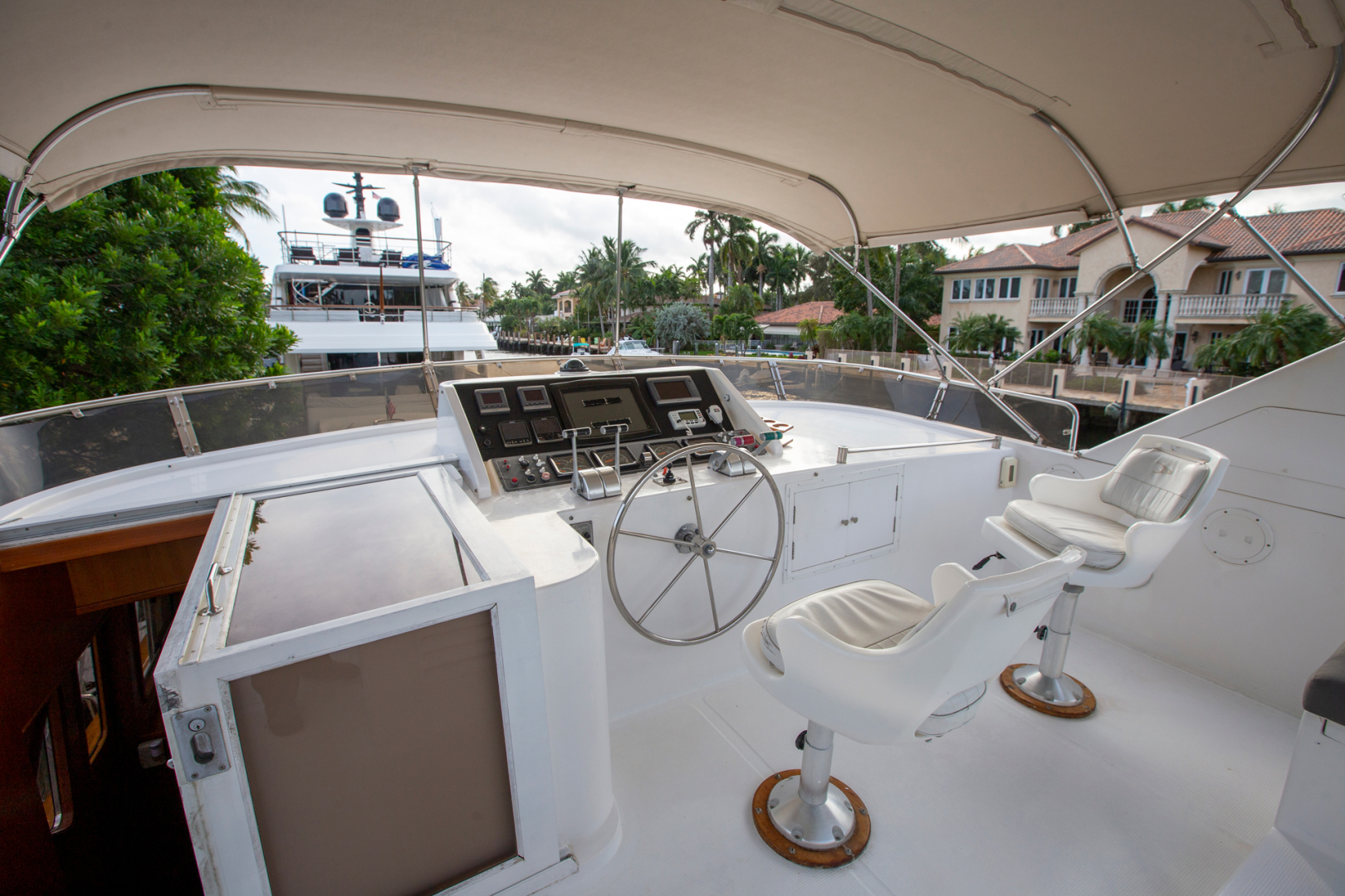 Ocean Alexander-610 Pilothouse 2000-Name Reserved Fort Lauderdale-Florida-United States-1586023 | Thumbnail