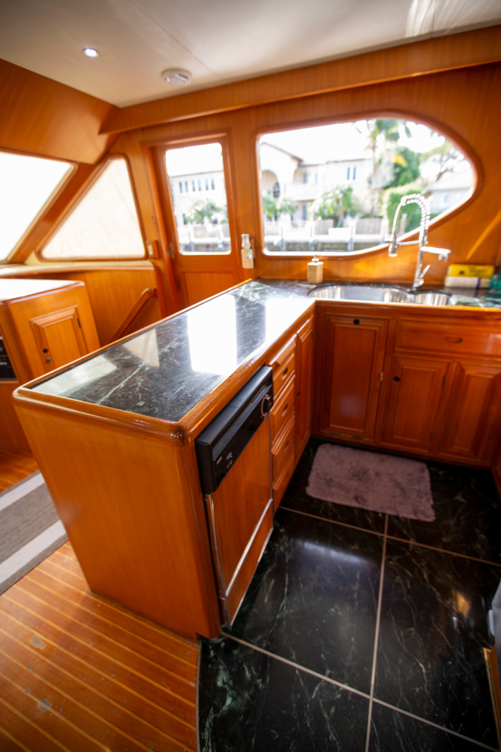 Ocean Alexander-610 Pilothouse 2000-Name Reserved Fort Lauderdale-Florida-United States-1585980 | Thumbnail