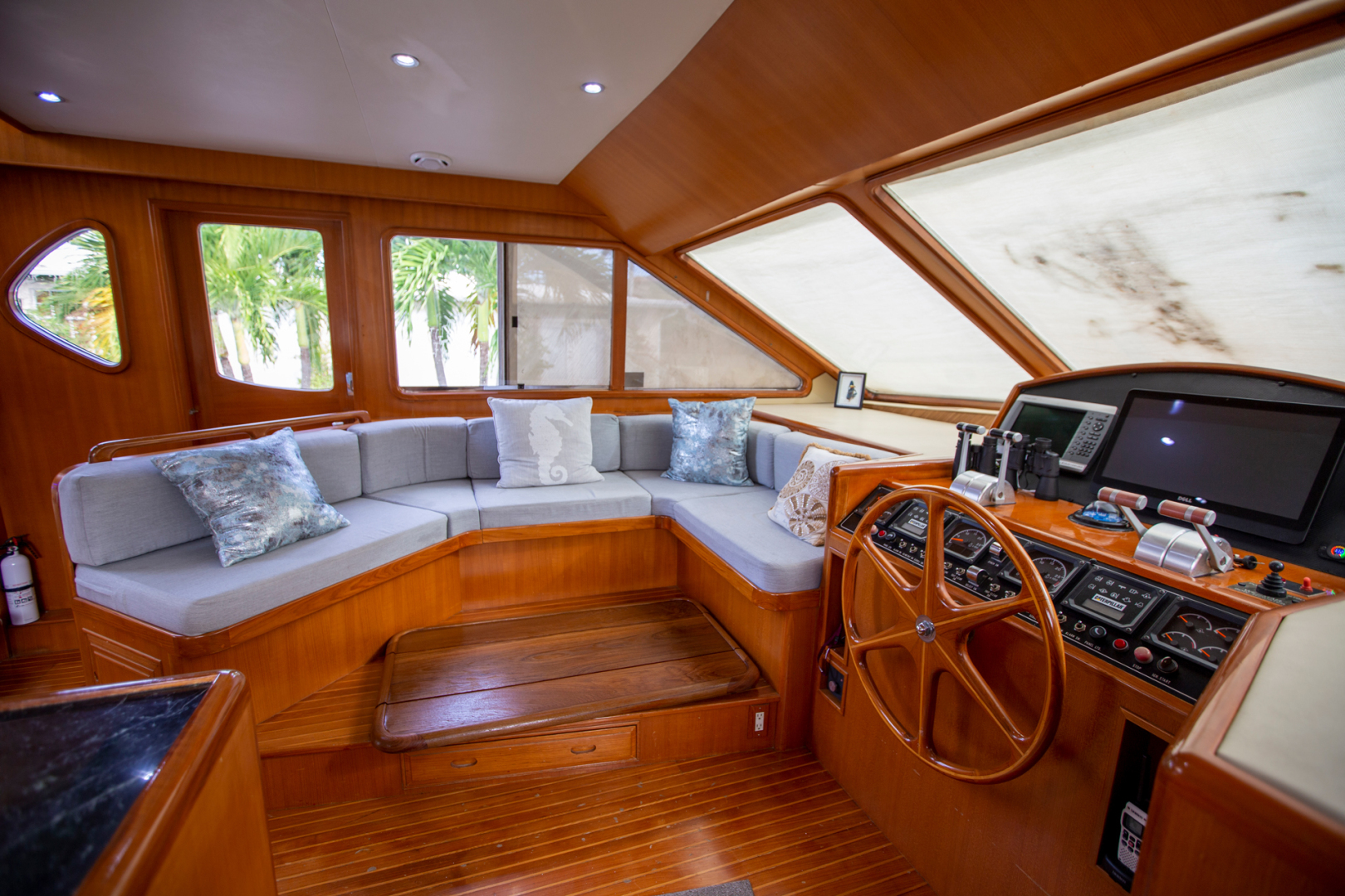 Ocean Alexander-610 Pilothouse 2000-Name Reserved Fort Lauderdale-Florida-United States-1585958 | Thumbnail