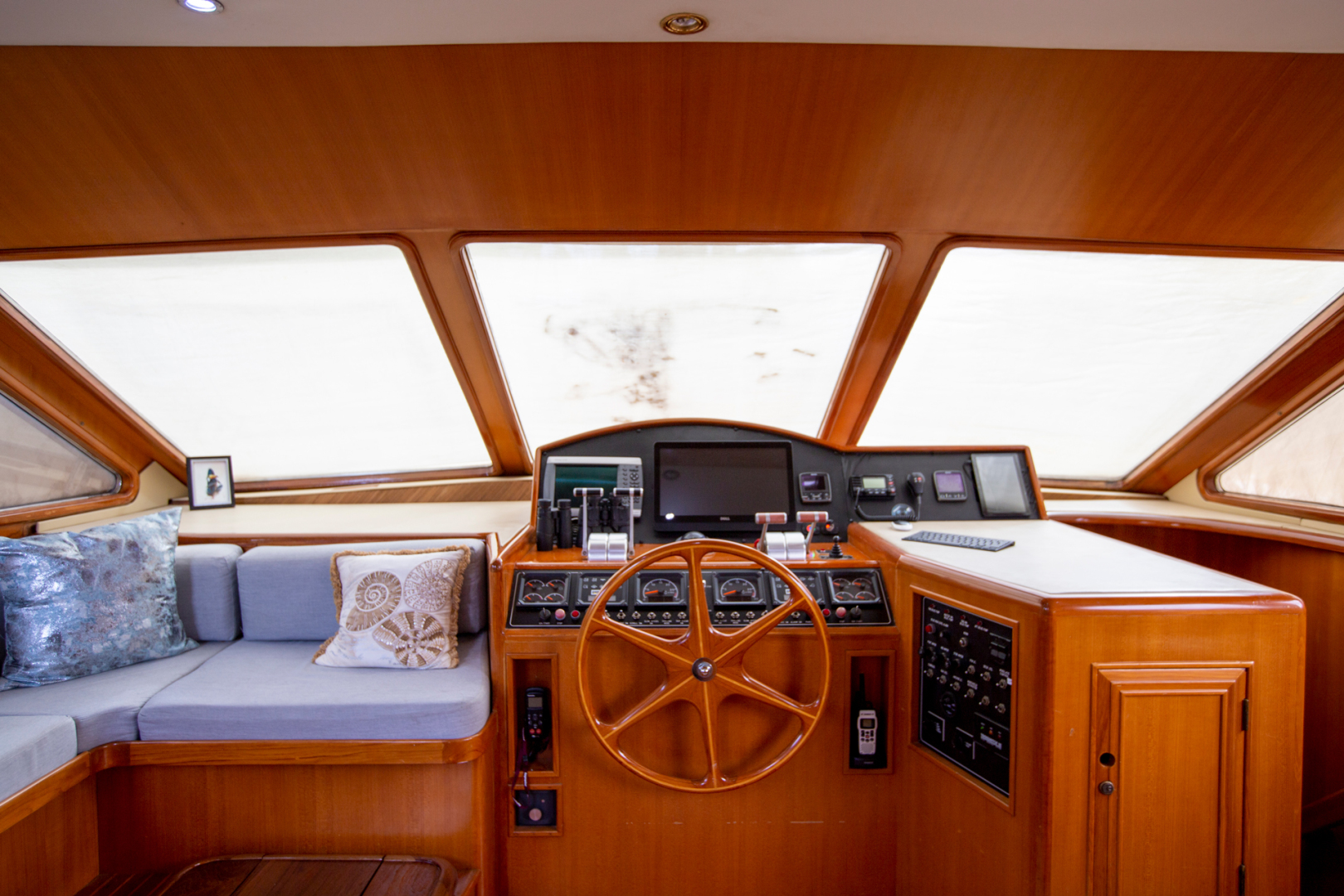 Ocean Alexander-610 Pilothouse 2000-Name Reserved Fort Lauderdale-Florida-United States-1585963 | Thumbnail