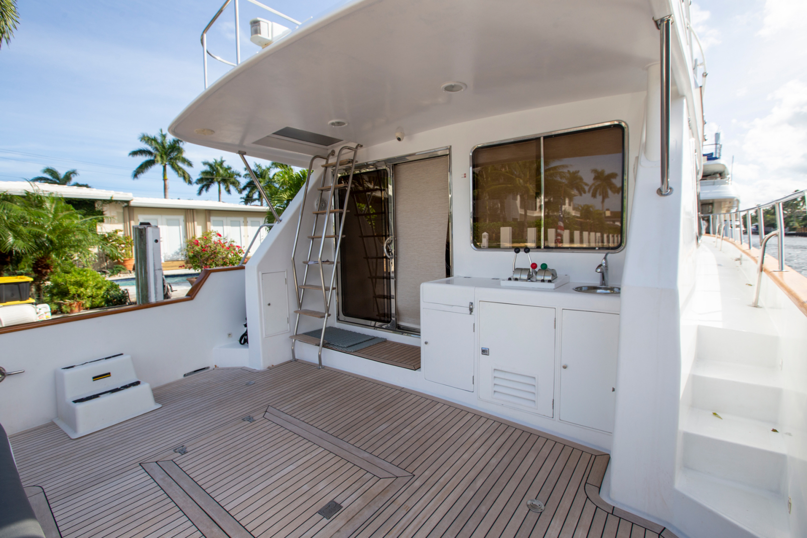 Ocean Alexander-610 Pilothouse 2000-Name Reserved Fort Lauderdale-Florida-United States-1585929 | Thumbnail