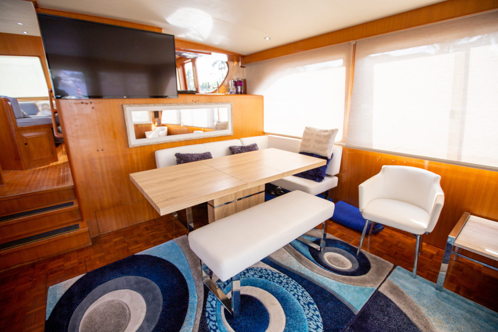 Ocean Alexander-610 Pilothouse 2000-Name Reserved Fort Lauderdale-Florida-United States-1585950 | Thumbnail