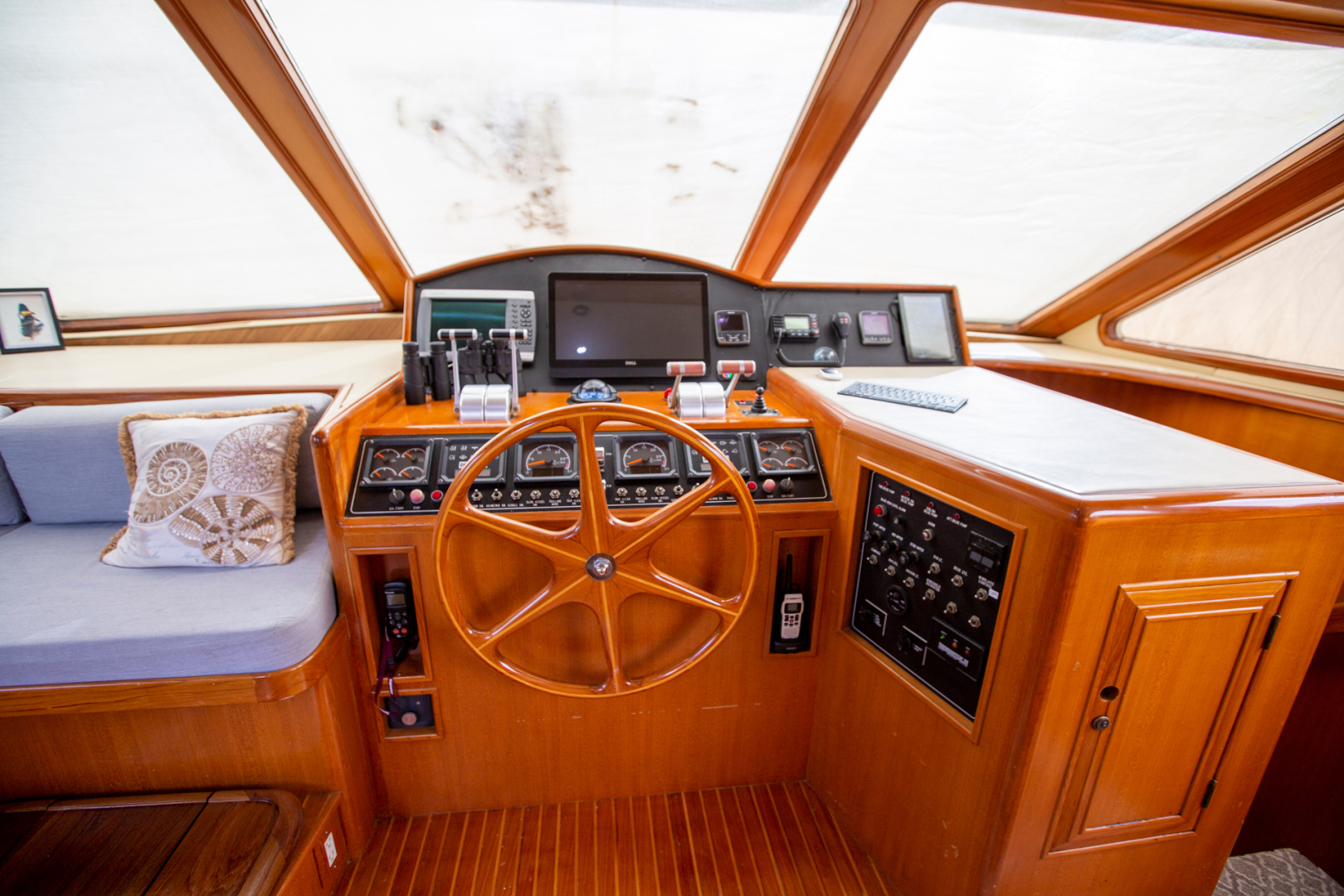 Ocean Alexander-610 Pilothouse 2000-Name Reserved Fort Lauderdale-Florida-United States-1585966 | Thumbnail