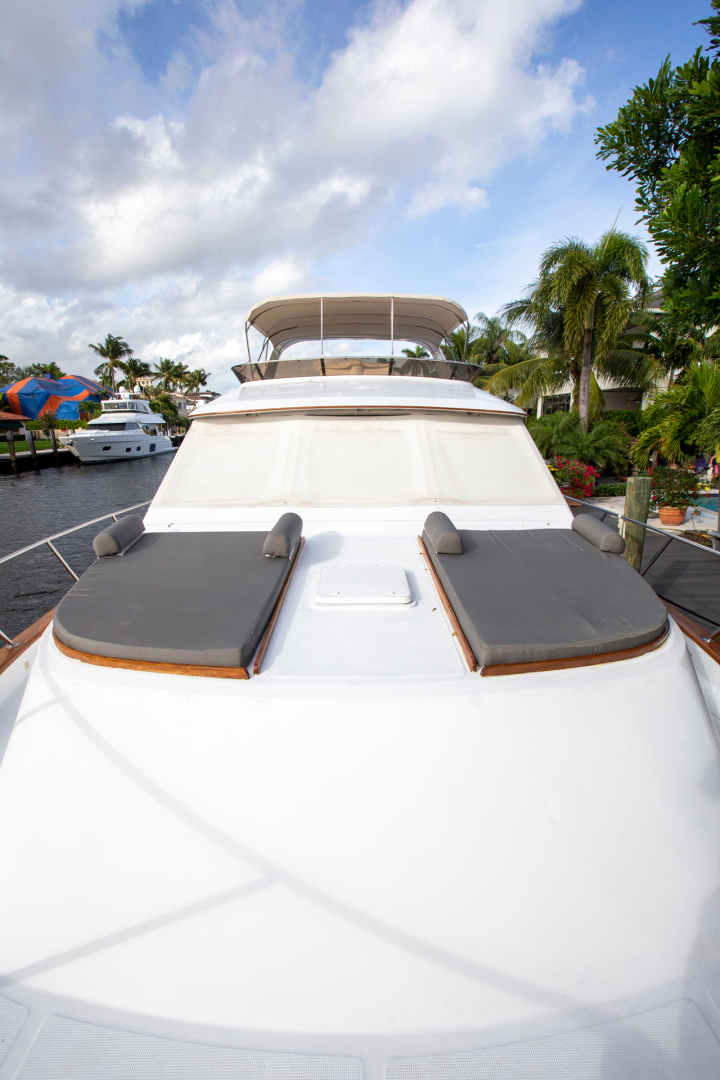 Ocean Alexander-610 Pilothouse 2000-Name Reserved Fort Lauderdale-Florida-United States-1586040 | Thumbnail