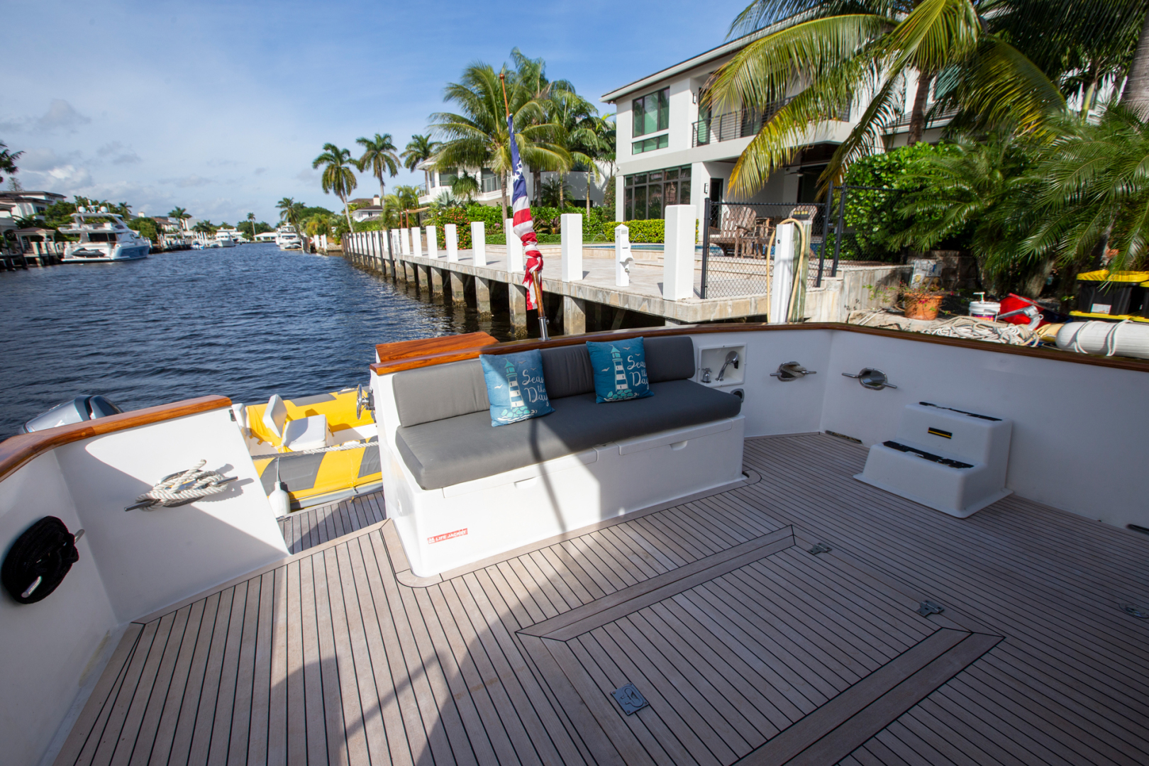 Ocean Alexander-610 Pilothouse 2000-Name Reserved Fort Lauderdale-Florida-United States-1585924 | Thumbnail