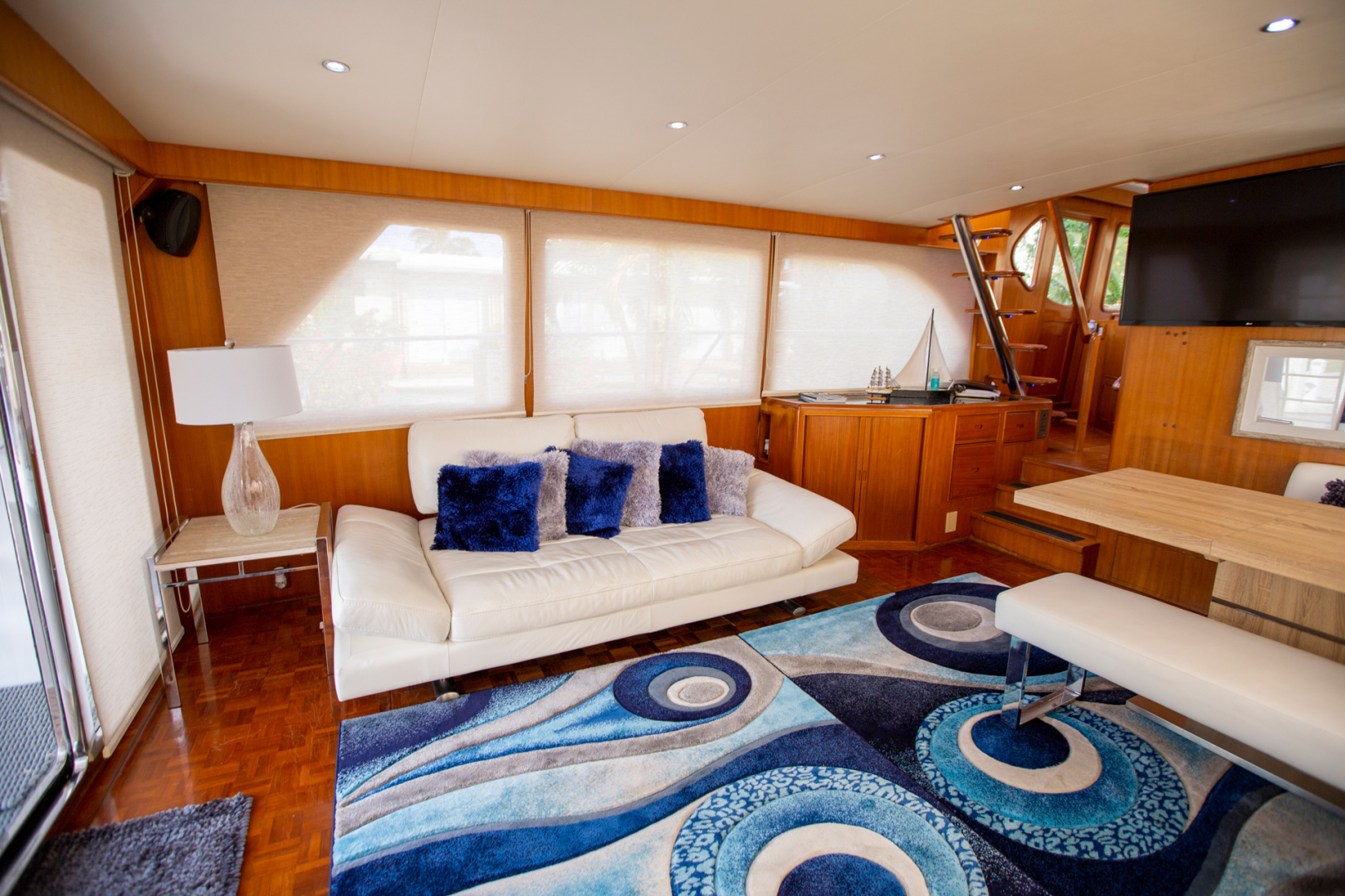 Ocean Alexander-610 Pilothouse 2000-Name Reserved Fort Lauderdale-Florida-United States-1585947 | Thumbnail