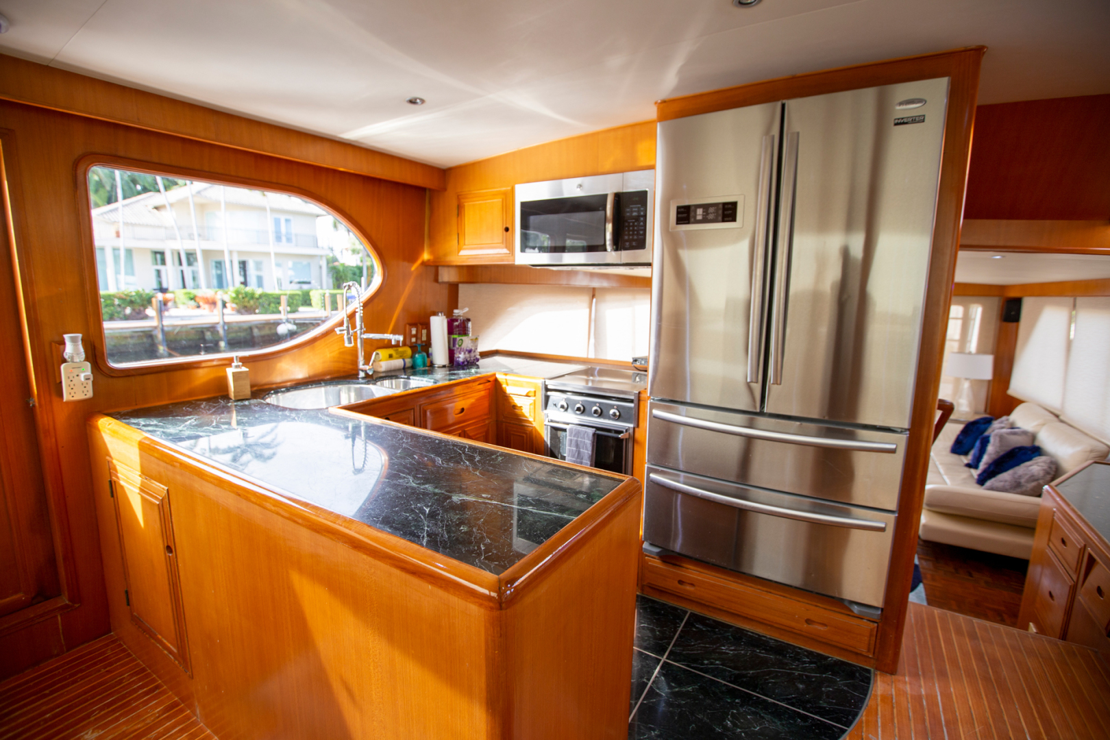 Ocean Alexander-610 Pilothouse 2000-Name Reserved Fort Lauderdale-Florida-United States-1585971 | Thumbnail