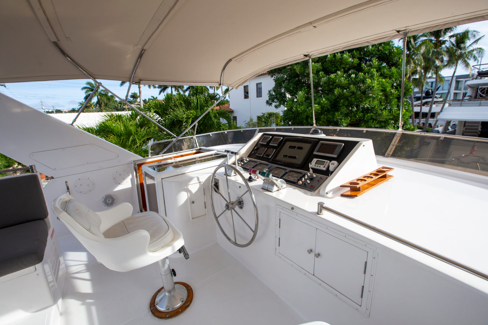 Ocean Alexander-610 Pilothouse 2000-Name Reserved Fort Lauderdale-Florida-United States-1586037 | Thumbnail