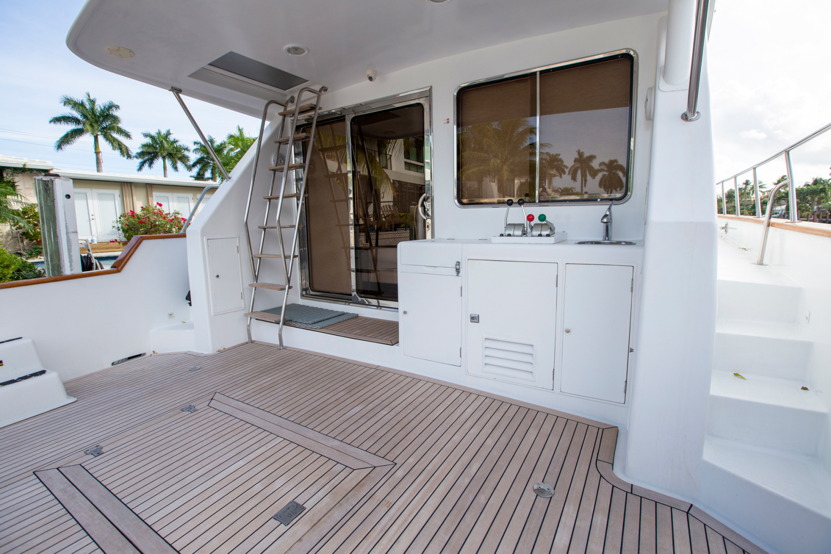 Ocean Alexander-610 Pilothouse 2000-Name Reserved Fort Lauderdale-Florida-United States-1585936 | Thumbnail