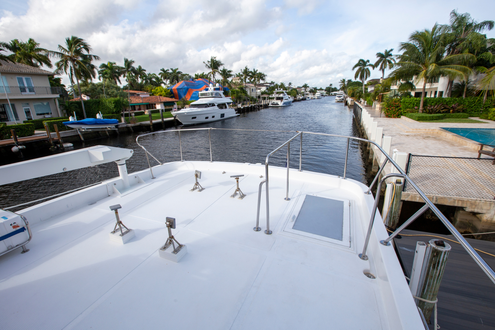 Ocean Alexander-610 Pilothouse 2000-Name Reserved Fort Lauderdale-Florida-United States-1586032 | Thumbnail