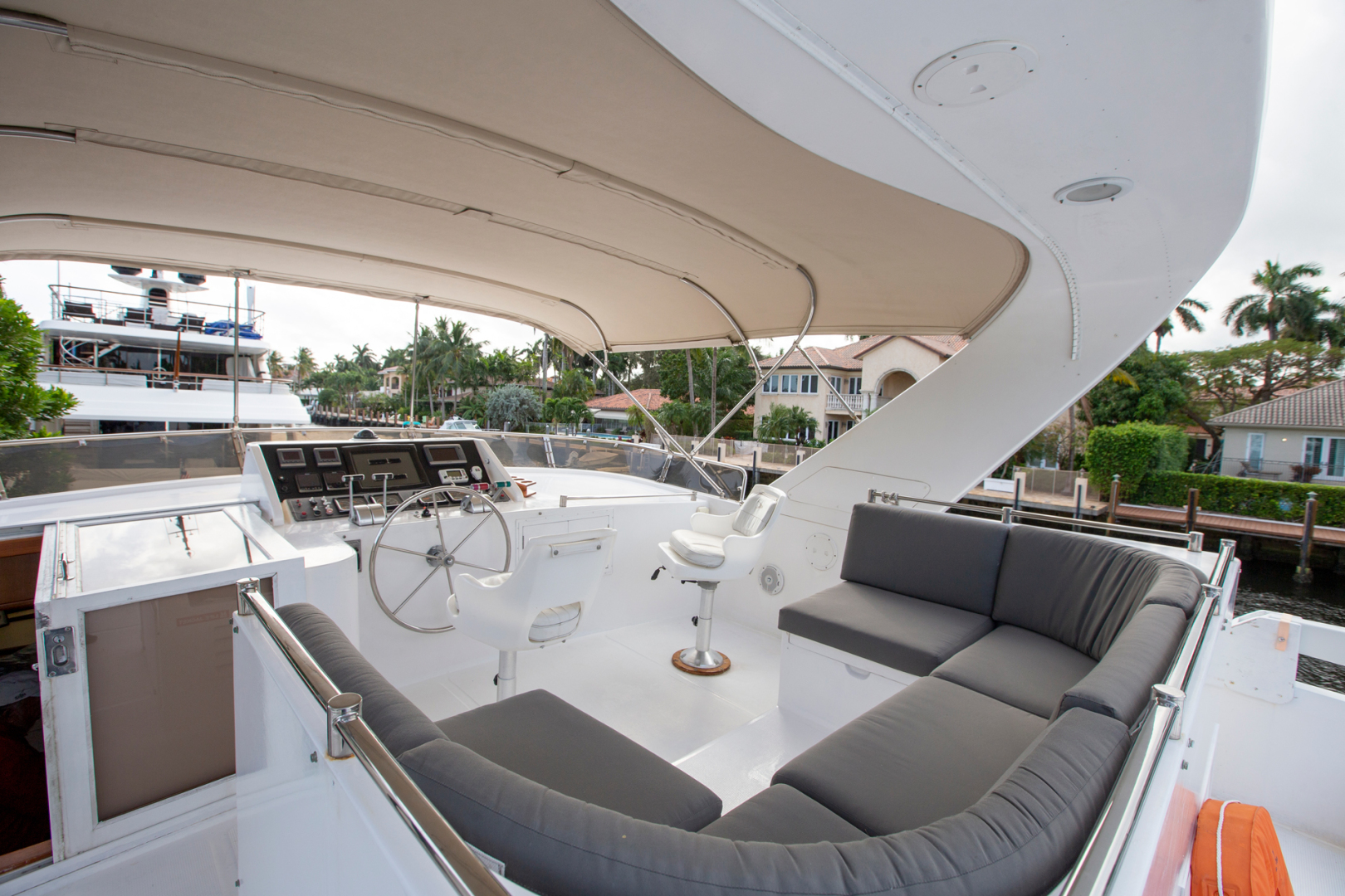 Ocean Alexander-610 Pilothouse 2000-Name Reserved Fort Lauderdale-Florida-United States-1586039 | Thumbnail