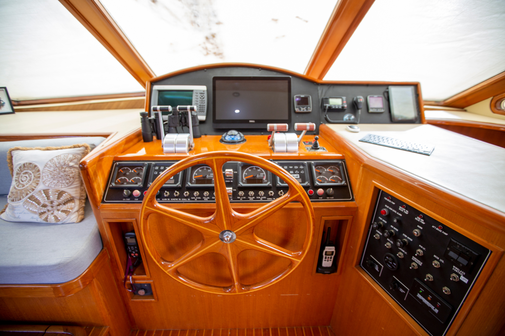 Ocean Alexander-610 Pilothouse 2000-Name Reserved Fort Lauderdale-Florida-United States-1585968 | Thumbnail