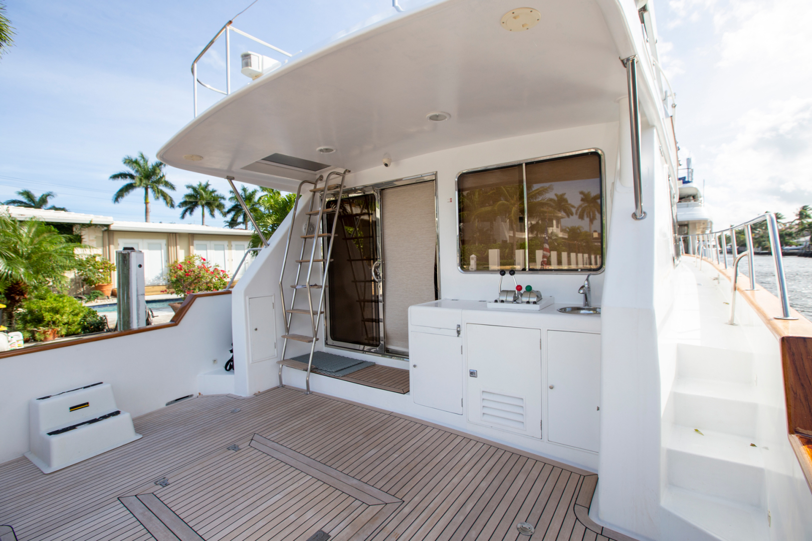 Ocean Alexander-610 Pilothouse 2000-Name Reserved Fort Lauderdale-Florida-United States-1585931 | Thumbnail