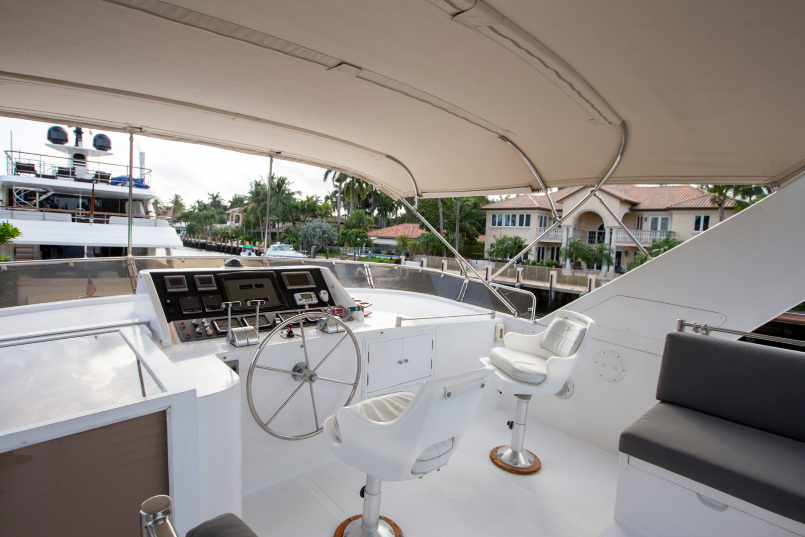 Ocean Alexander-610 Pilothouse 2000-Name Reserved Fort Lauderdale-Florida-United States-1586038 | Thumbnail