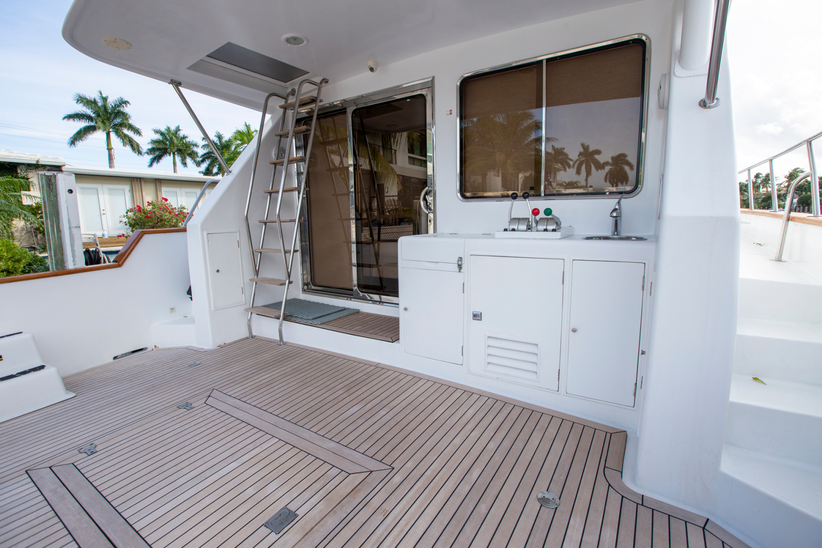 Ocean Alexander-610 Pilothouse 2000-Name Reserved Fort Lauderdale-Florida-United States-1585934 | Thumbnail