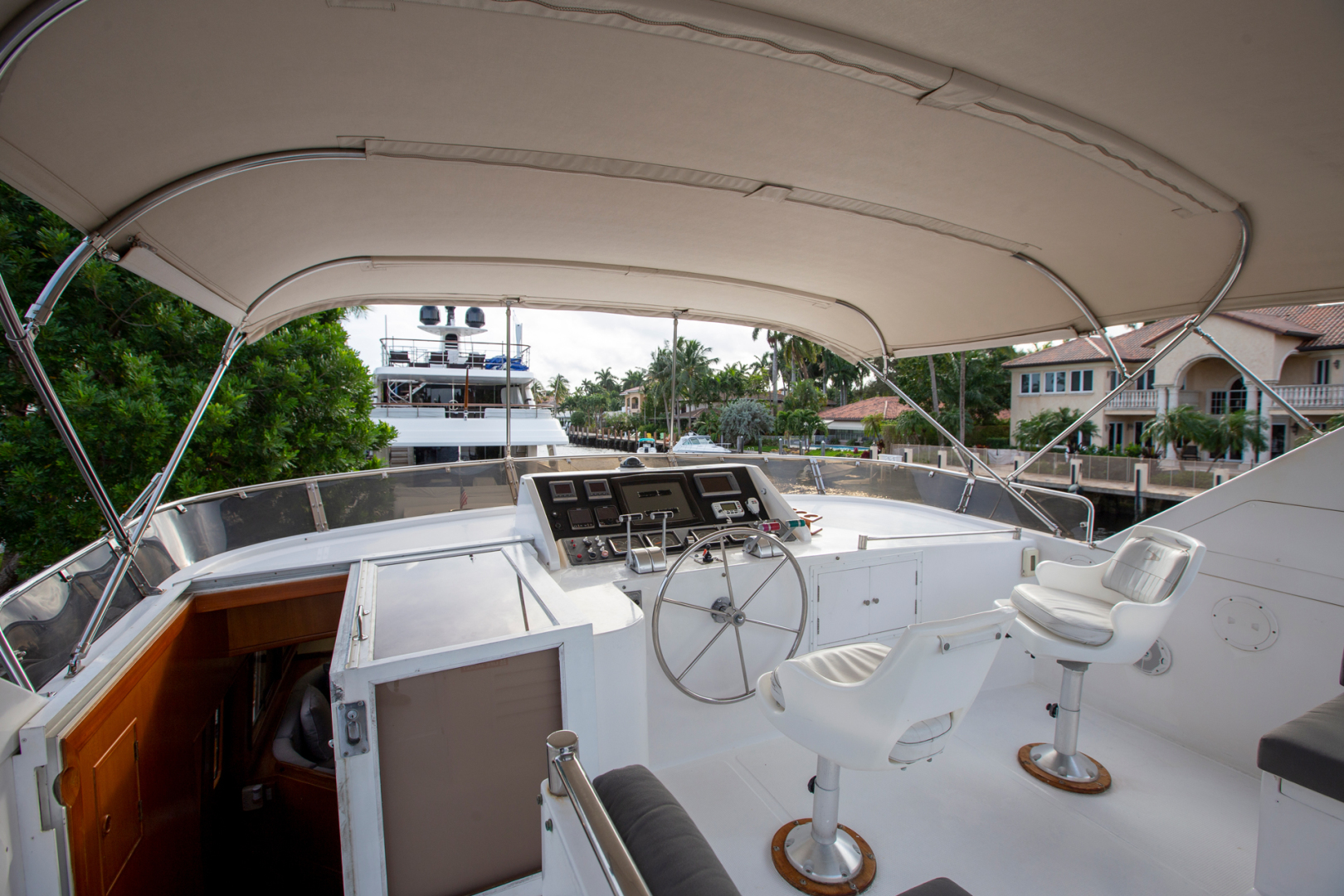 Ocean Alexander-610 Pilothouse 2000-Name Reserved Fort Lauderdale-Florida-United States-1586026 | Thumbnail