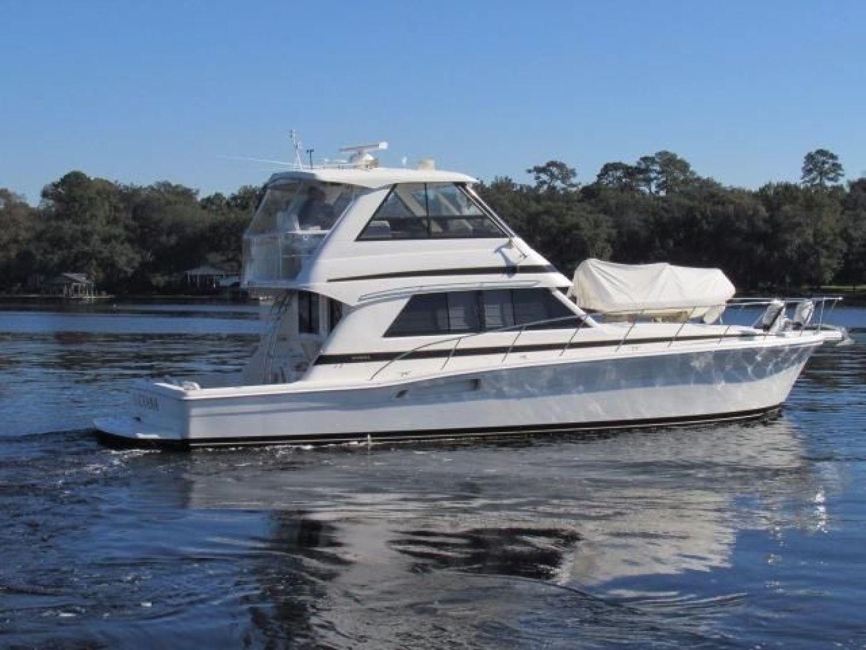 Riviera-48 2001-Ocean Dream Pompano-Florida-United States-1586363 | Thumbnail