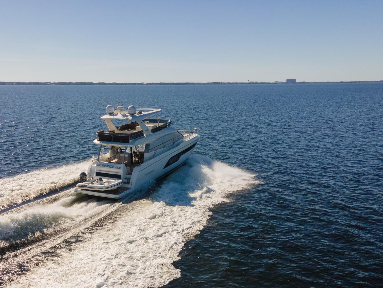 Prestige-630 Flybridge 2017-Intrepide DLC DESTIN-Florida-United States-2017 63 Prestige 630FB   Running-1604496 | Thumbnail
