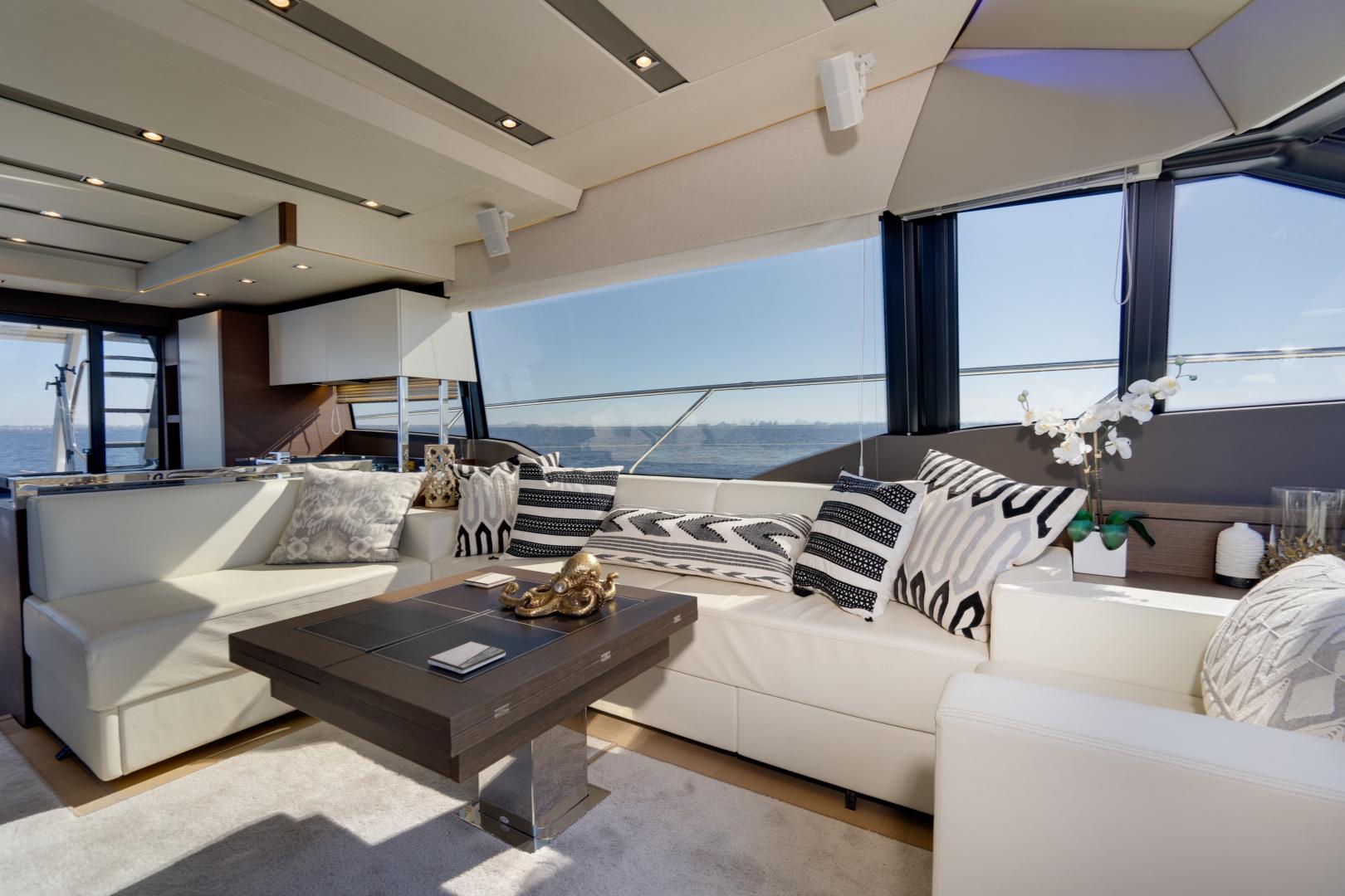 Prestige-630 Flybridge 2017-Intrepide DLC DESTIN-Florida-United States-2017 63 Prestige 630FB   Salon (1)-1604433 | Thumbnail