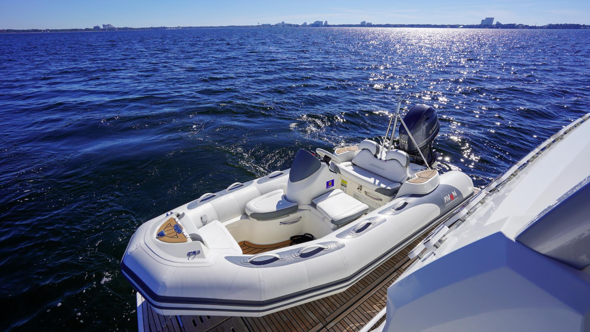 Prestige-630 Flybridge 2017-Intrepide DLC DESTIN-Florida-United States-2017 63 Prestige 630FB   Tender-1604497 | Thumbnail
