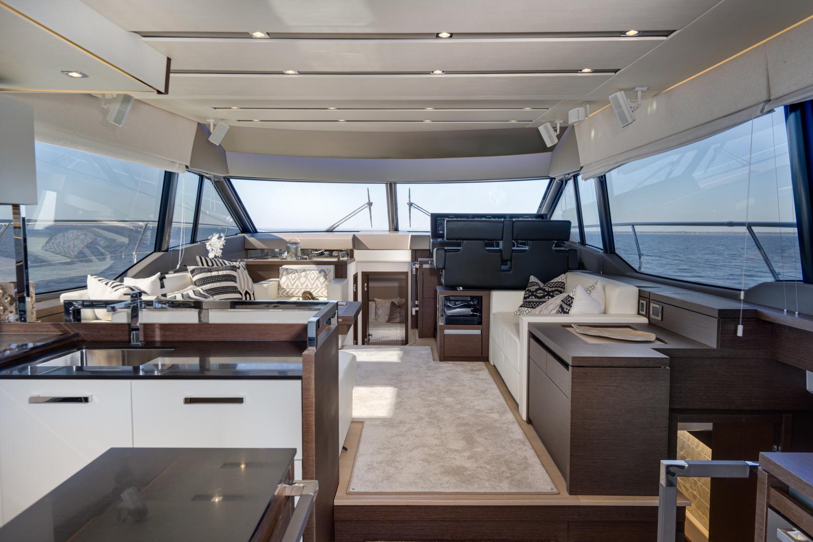 Prestige-630 Flybridge 2017-Intrepide DLC DESTIN-Florida-United States-2017 63 Prestige 630FB   Salon (3)-1604435 | Thumbnail
