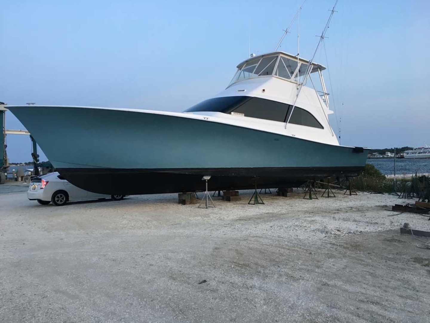 Ocean Yachts-Super Sport 1998-MJs Cape May-New Jersey-United States-On the Hard-1586530 | Thumbnail