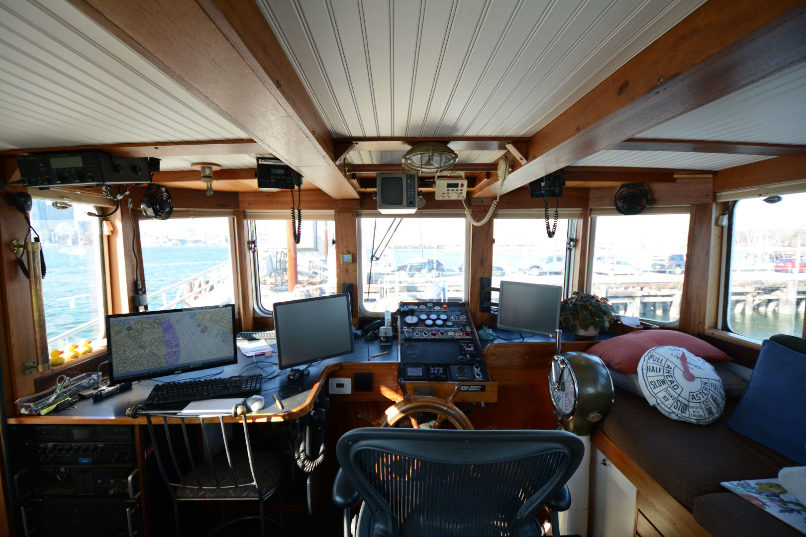 Custom-Converted Royal Navy Fleet Tender 1972-Fintry Boston-Massachusetts-United States-1587031 | Thumbnail