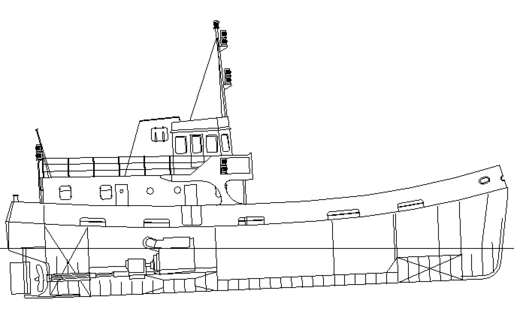 Custom-Converted Royal Navy Fleet Tender 1972-Fintry Boston-Massachusetts-United States-1590397 | Thumbnail